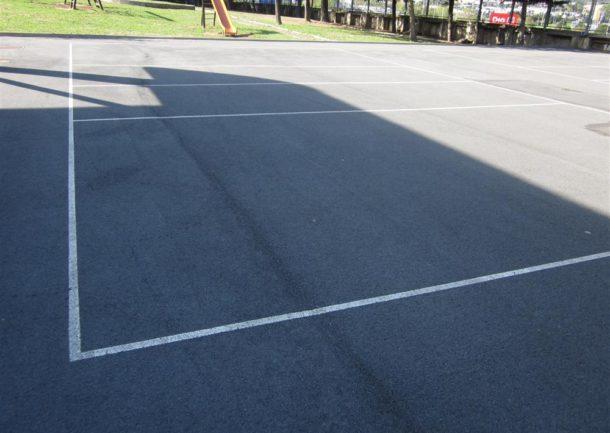 Pista de voleibol 1